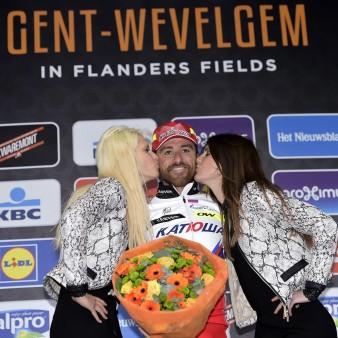 Gant - Wevelgem 2015