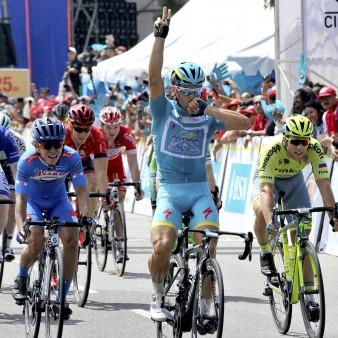 Tour de Langkawi 2016 - 8a tappa Batu Pahat - Melaka 119 km - 02/03/2016 - Andrea Guardini (Astana) - foto Dario Belingheri/BettiniPhoto©2016