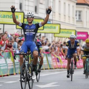 Tour de Pologne 2016 - 1a tappa  Radzymin - Warszawa 135 km - 12/07/2015 - Davide Martinelli (Etixx - Quick Step) - foto IIlario Biondi/BettiniPhoto©2016